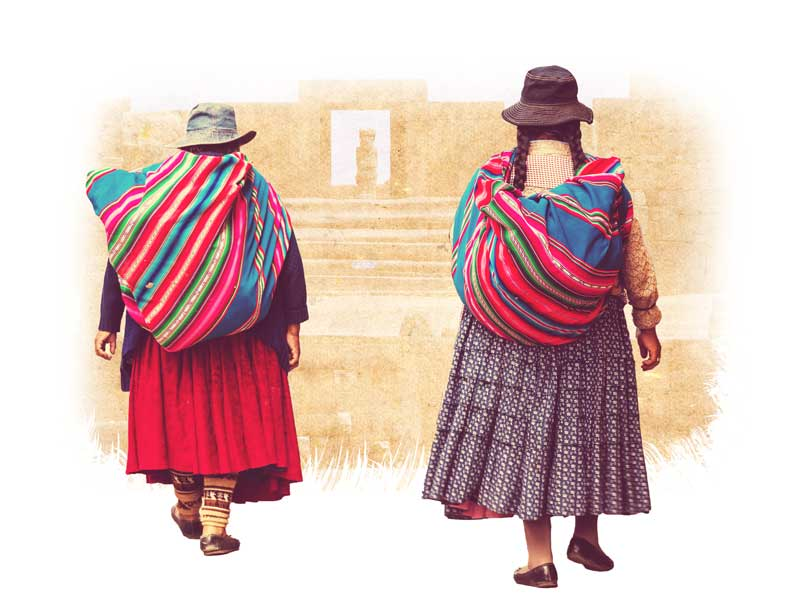 Immerse with locals on your private luxury Bolivia tour