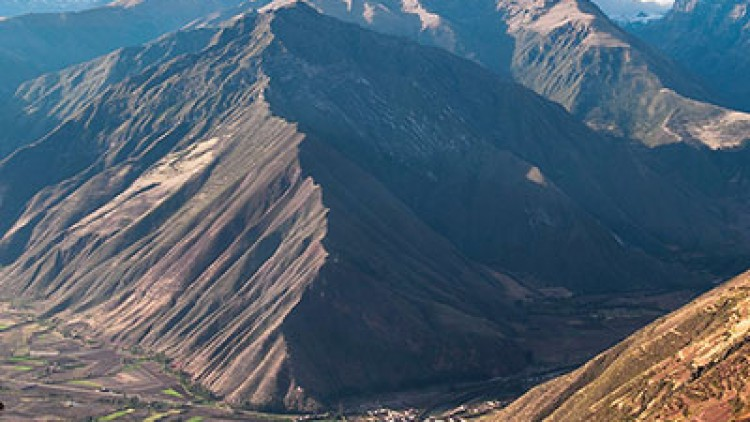 The Sacred Valley Peru