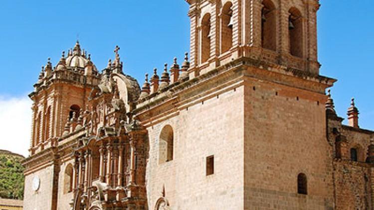 The Cusco Cathedral & Basilica