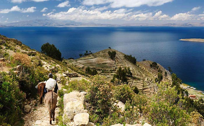 Customized luxury tour to La Paz and Lake Titicaca, Bolivia