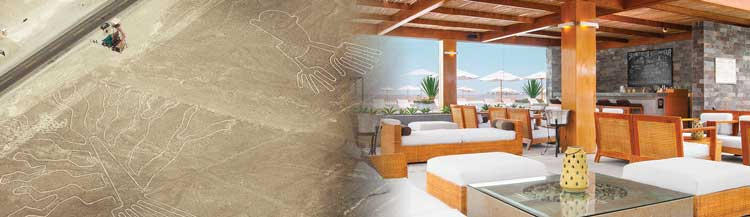 Hotels in Ica - Nazca - Paracas