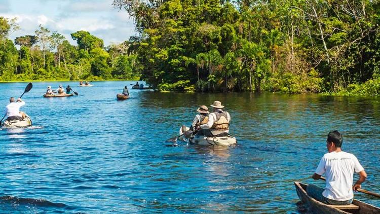 Amazon: Journey to Iquitos
