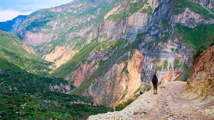 Explore Dramatic Colca & Cotahuasi Canyons