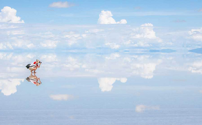 Capture the best of the Uyuni Salt Flats with a customized tour of Peru and Bolivia
