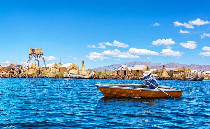 Enjoy a private luxury Peru tour that includes visits to Lake Titicaca and Machu Picchu
