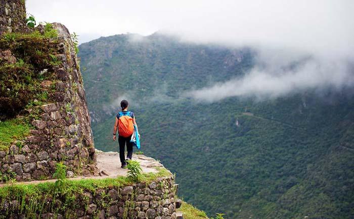 Private Peru tour hiking the famous Inca Trail to Machu Picchu