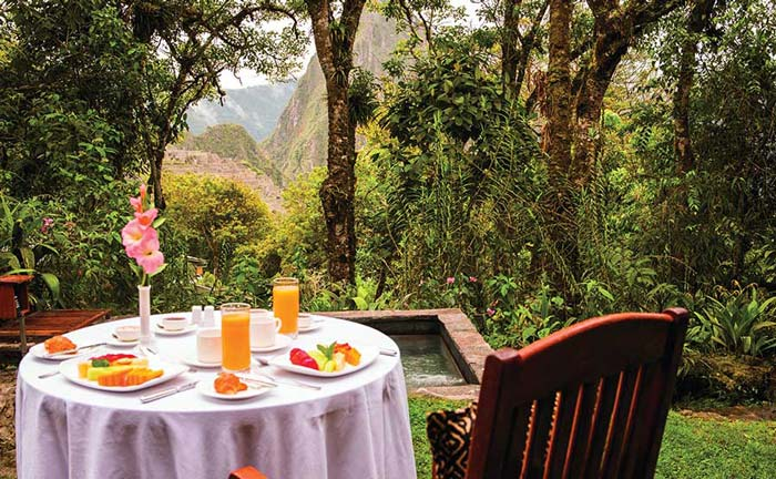 Private luxury itinerary to Cusco, the Sacred Valley and Machu Picchu