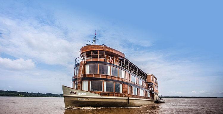 Luxury Amazon Cruises  Luxury Travel To Peru Galapagos Amp Bolivia