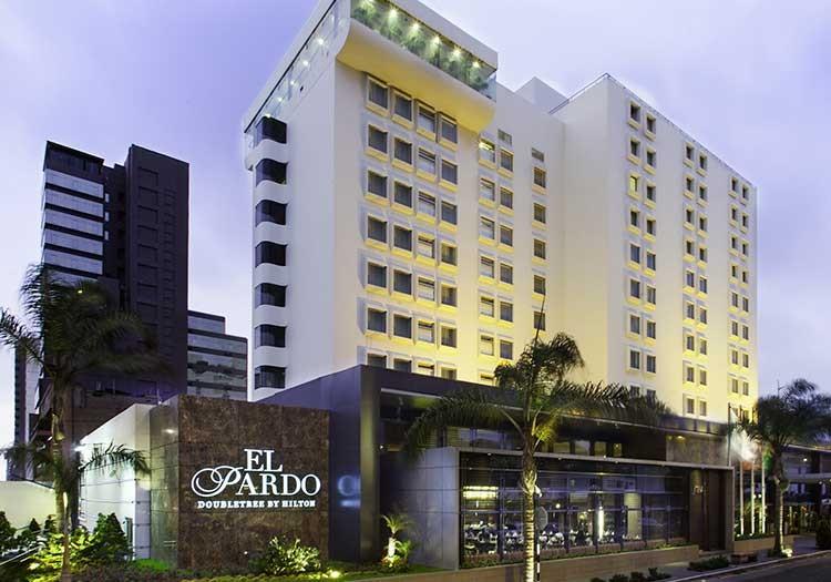 El Pardo Double Tree Hotel by Hilton