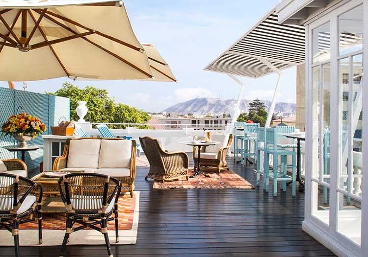Hotel B Lima – Luxury Hotel