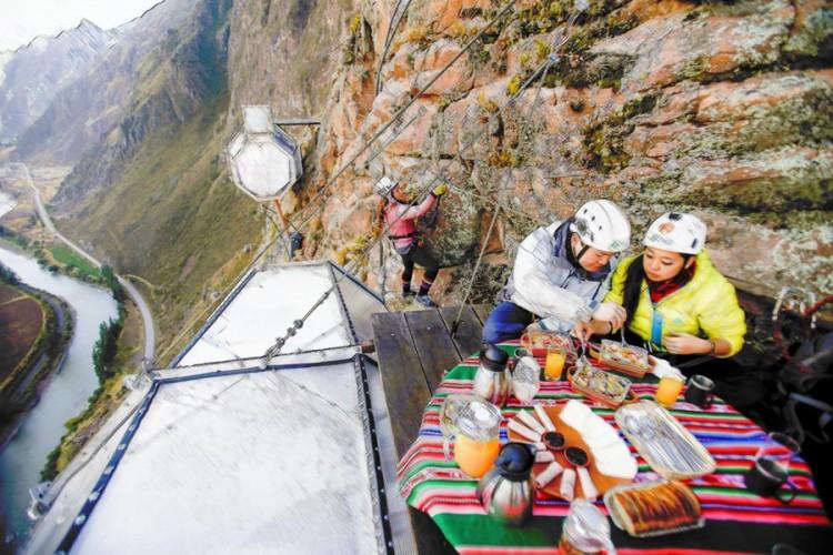 The Best of Both Worlds: Adventure & Luxury Travel in Peru