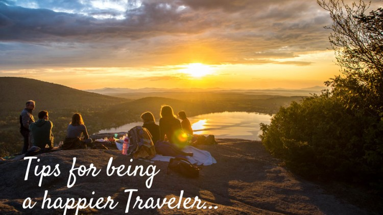 Avoiding Muscle Aches and Travel Fatigue: Tips for Being a Happier Traveler