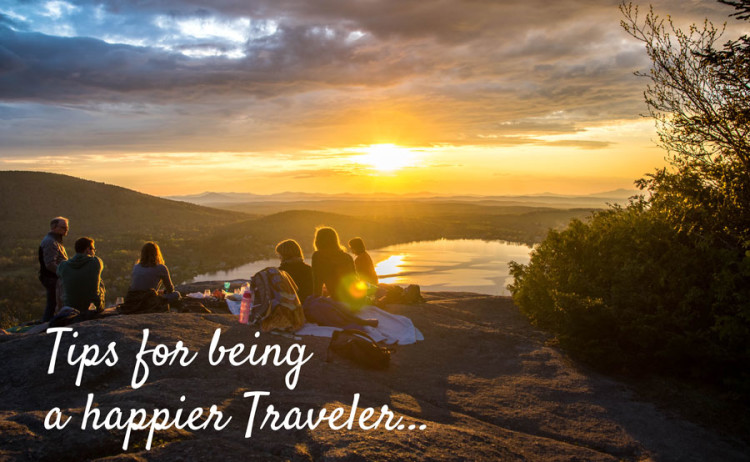 Avoiding Travel Fatigue: Tips for Being a Happy Traveler