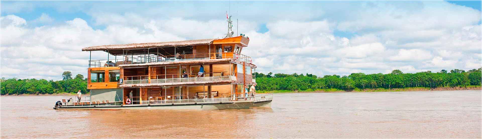 Delfin I Amazon Cruise  Kuoda Travel  Personalized Travel To Peru