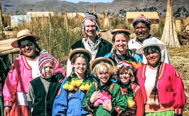 What's New? A Dedicated Webpage for Planning your Next Family Adventure to Peru