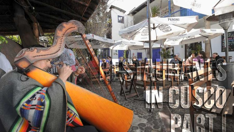 Kuoda's Picks for the Top Five Restaurants in Cusco: Part 1