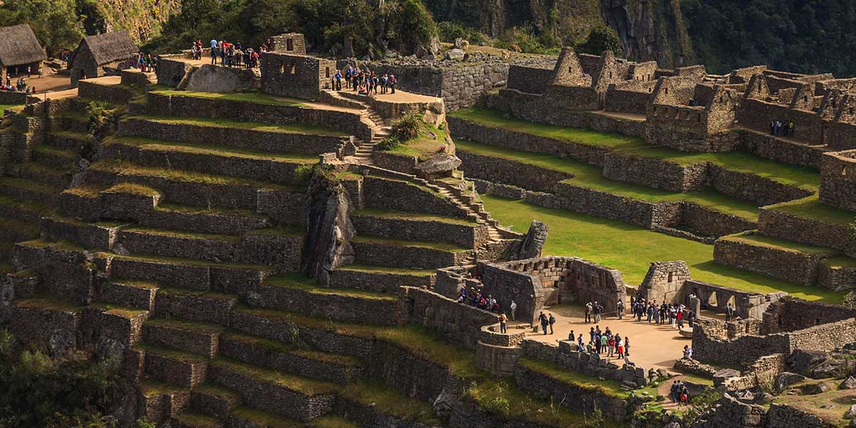 Explore Machu Picchu on an exclusive tour to Peru and Ecuador