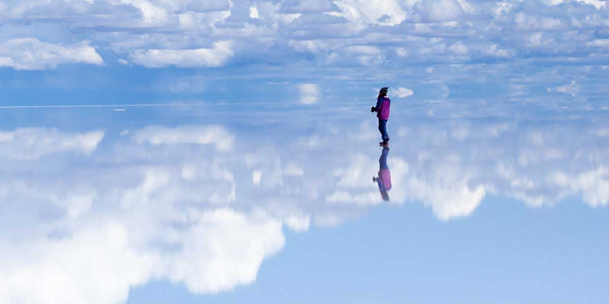 Journey through the Salt Flats of Uyuni of a personalized Bolivia tour