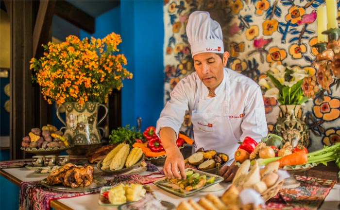 Savor through Peru`s best flavors on a customized gastronomic tour of Peru
