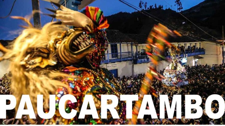 PAUCARTAMBO FESTIVAL: ONE OF PERU'S HAPPIEST CELEBRATIONS!
