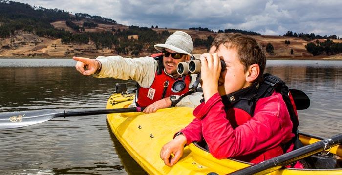 kayaking-titicaca