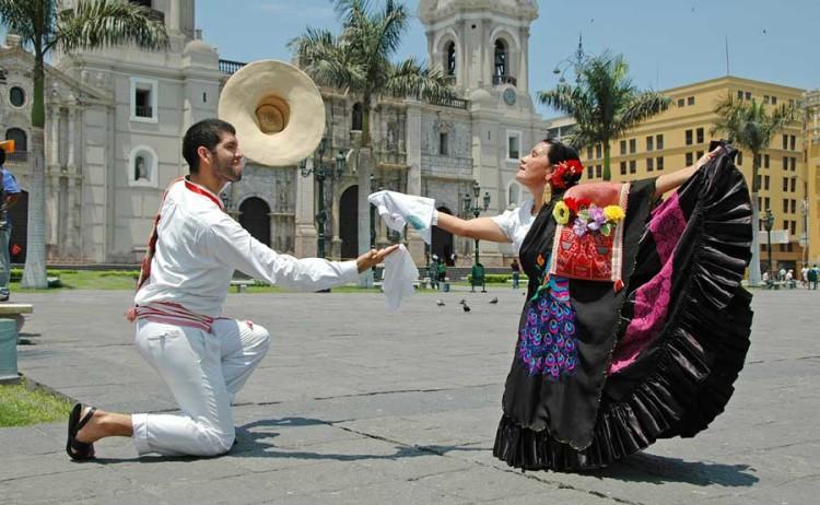 Dancing the Marinera in Trujillo: Peru's Famous National Dance