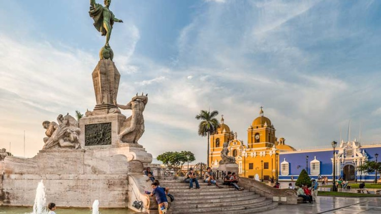 Why Trujillo is Peru's Destination to Visit This 2017