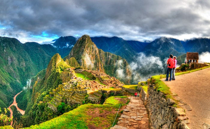 Visit and explore Machu Picchu on a classic luxury Peru Tour