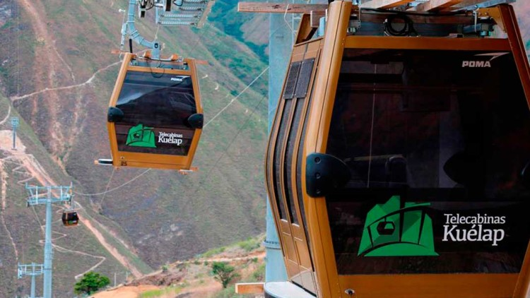 Cable Car Kuelap Chachapoyas