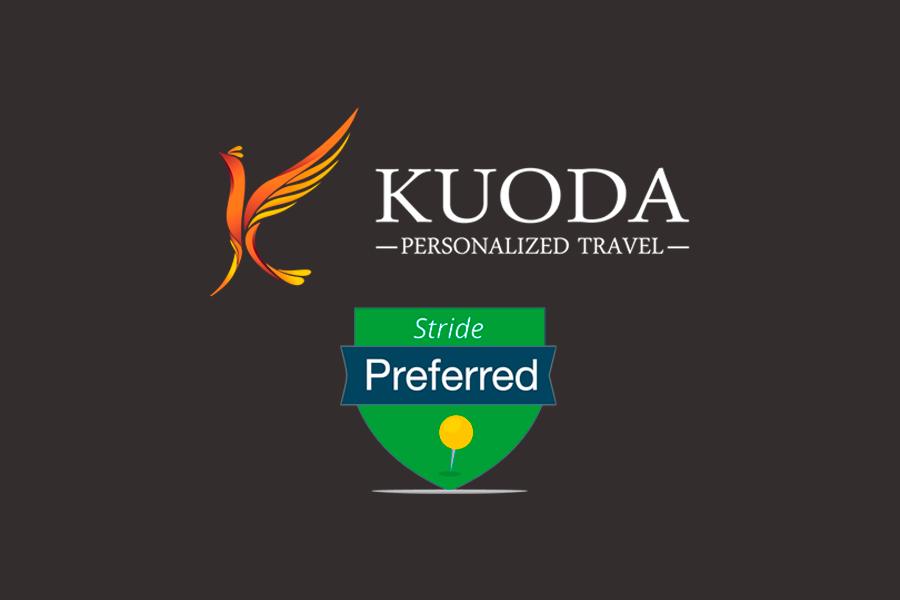 Kuoda Travel Receives 'Stride Preferred' Designation