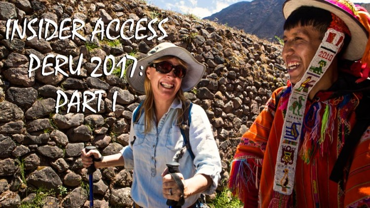 Insider Access Series, Part 1: Luxury Peru Tours