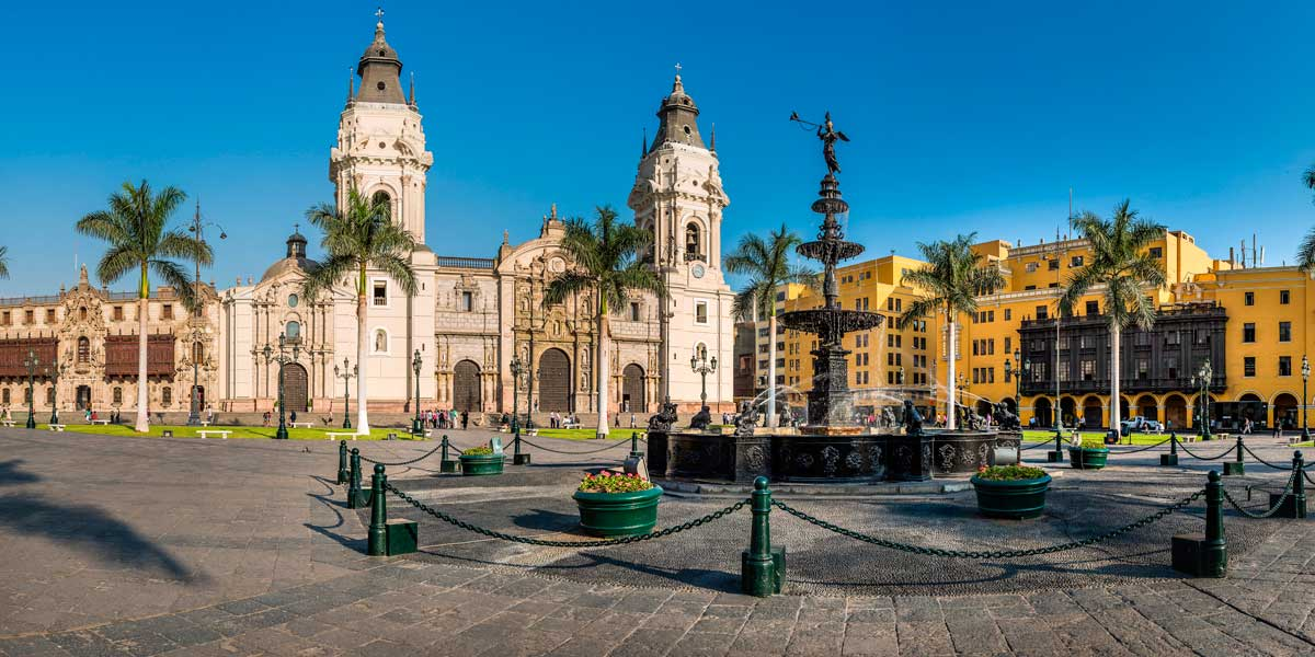 Historic Centre of Lima