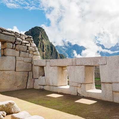 Sanctuary Machu Picchu