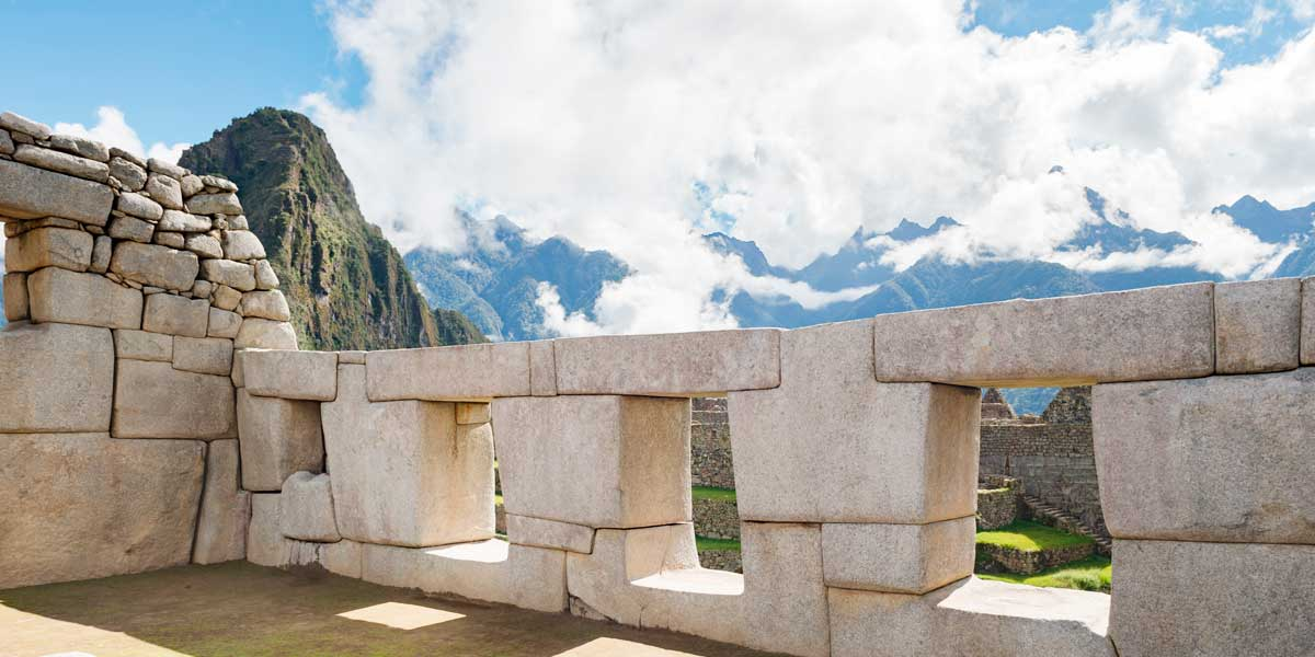 Historic Sanctuary of Machu Picchu
