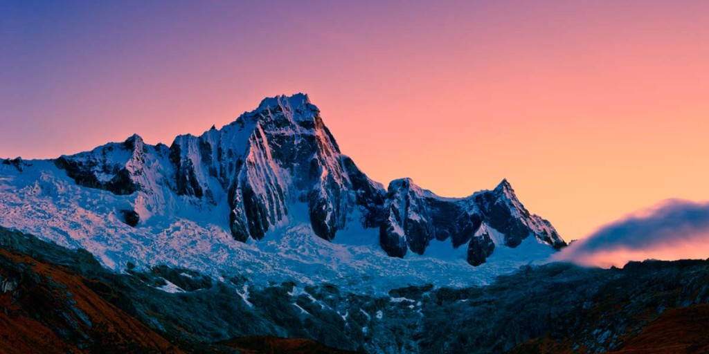 Huascaran National Park Peru Unesco Site Kuoda Travel