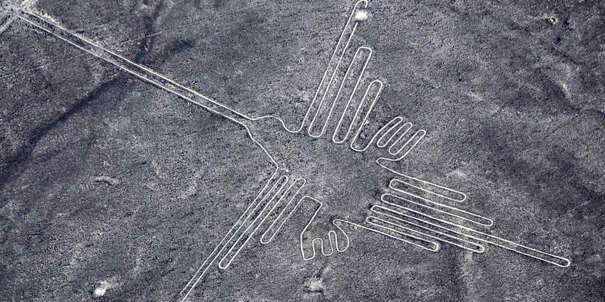 Lines and Geoglyphs of Nazca