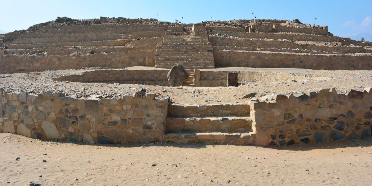 Sacred City of Caral Supe