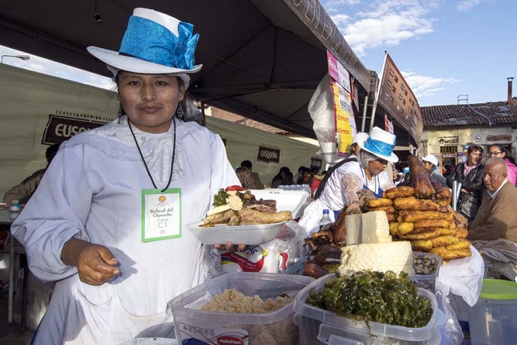A Guide to Peruvian Street Food