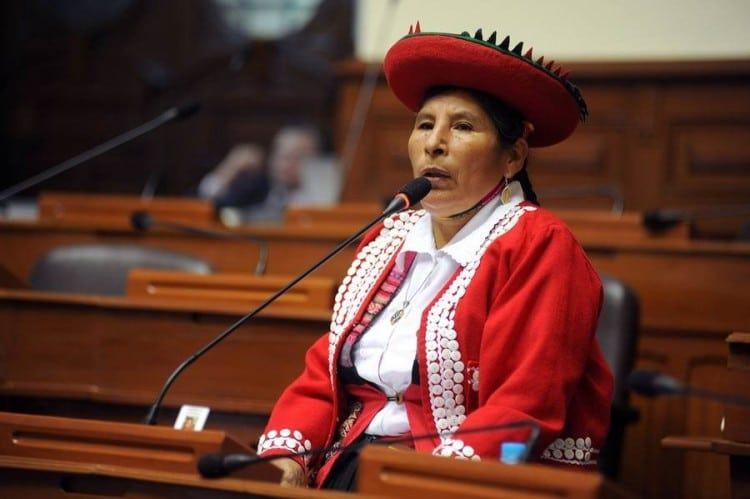Famous Peruvian Women: Hilaria Supa Huamán, Champion for Indigenous and Women's Rights in Peru