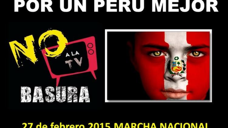 "The Movement Against Peru's ""TV Basura"" (Trash TV)"
