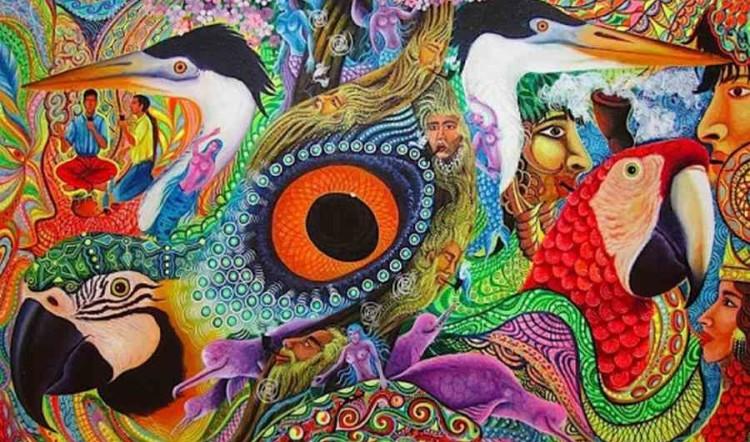 Pablo Amaringo: A True Visionary Artist of the Peruvian Amazon