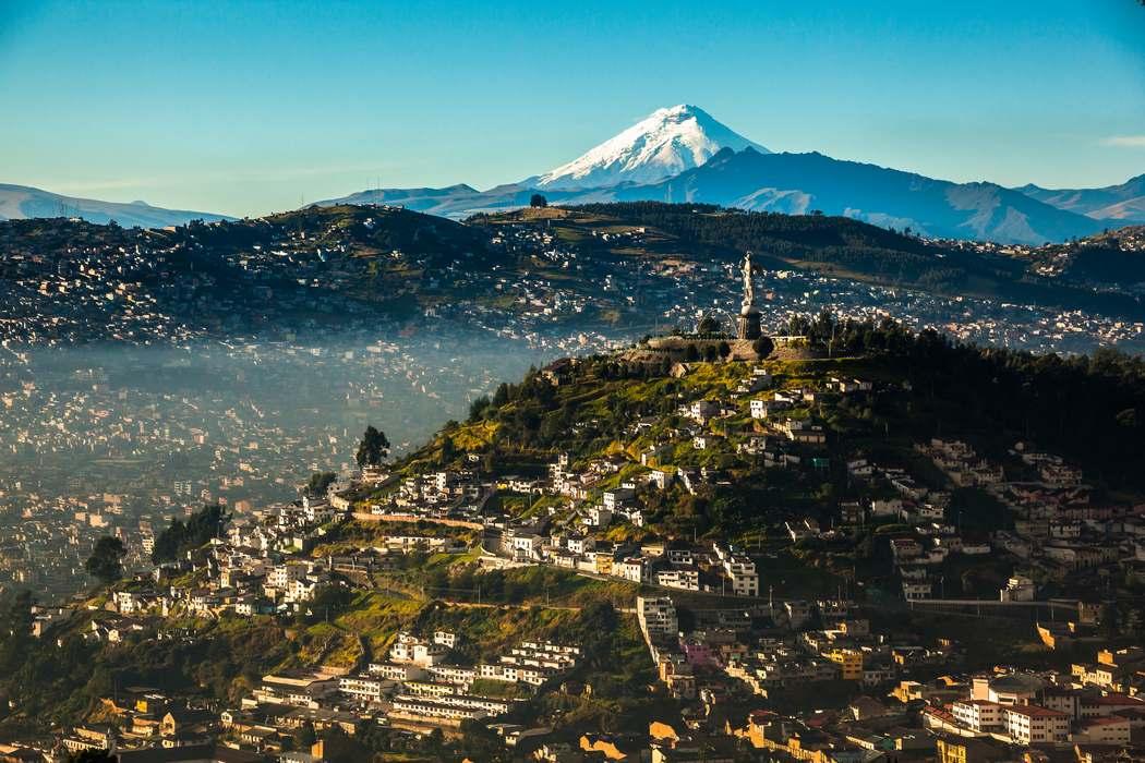 Quito Ecuador Equator Tour