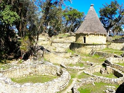 Kuelap Fortress of Peru
