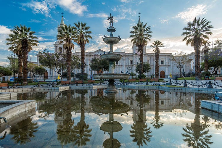 """Why Arequipa Landed a Spot on Forbes' """"10 Coolest Cities"""" List for 2018"""