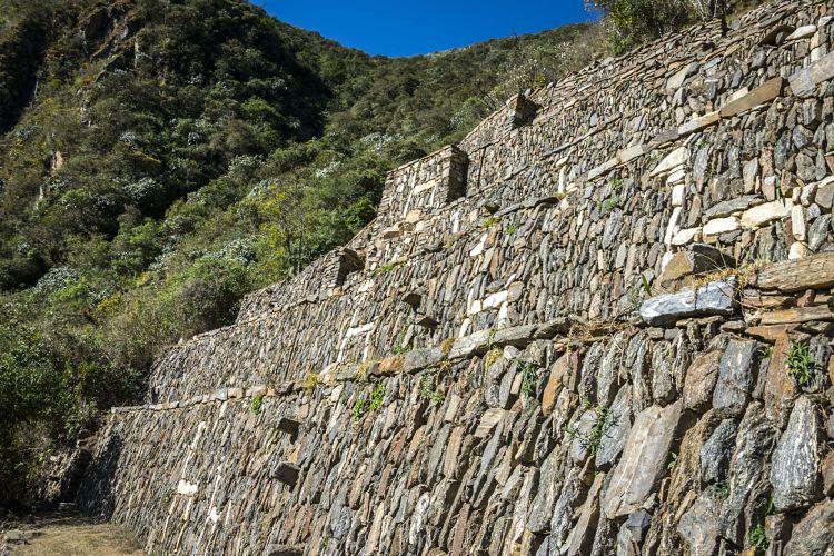 Choquequirao Incan Ruin