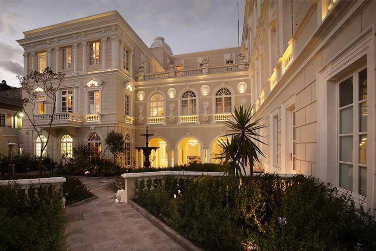 Luxury Quito, Ecuador