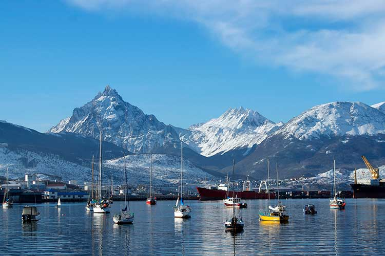 Luxury Tierra del Fuego Argentina