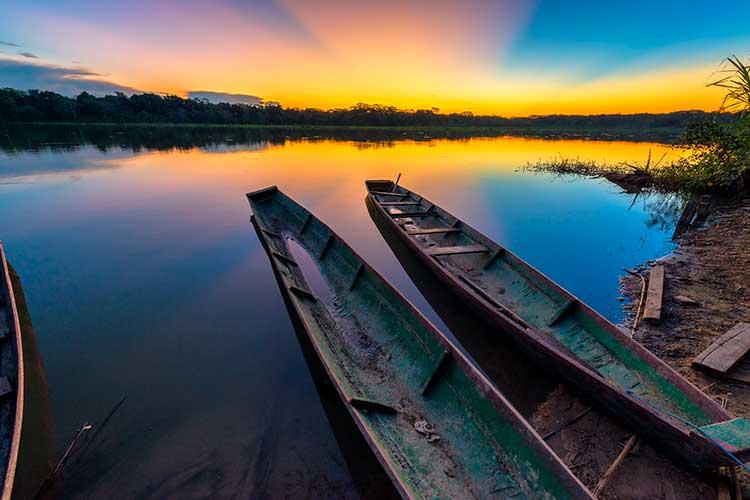 Amazon, Bolivia