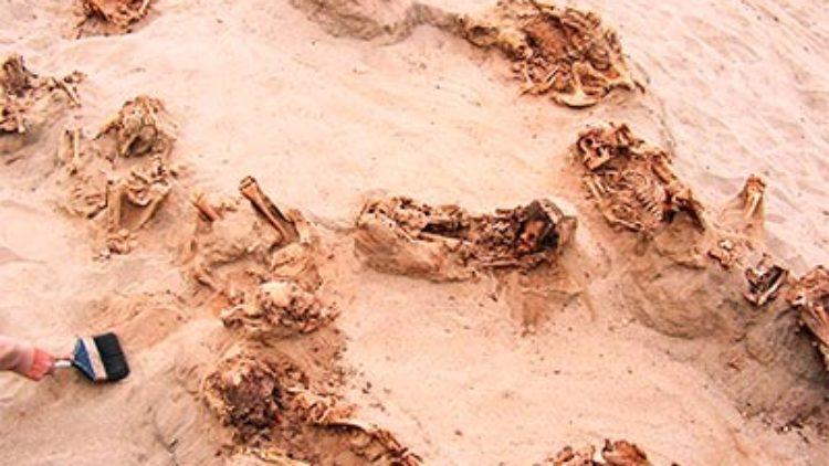Ancient Mass Child Sacrifice Site Discovered Near Trujillo, Peru