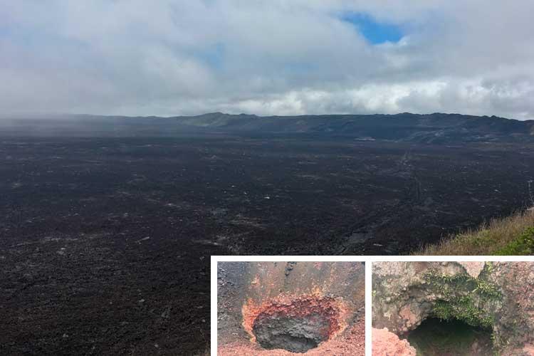 Volcano Sierra Negra, Galapagos